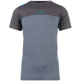 La Sportiva Crunch T-Shirt Homme, slate/carbon